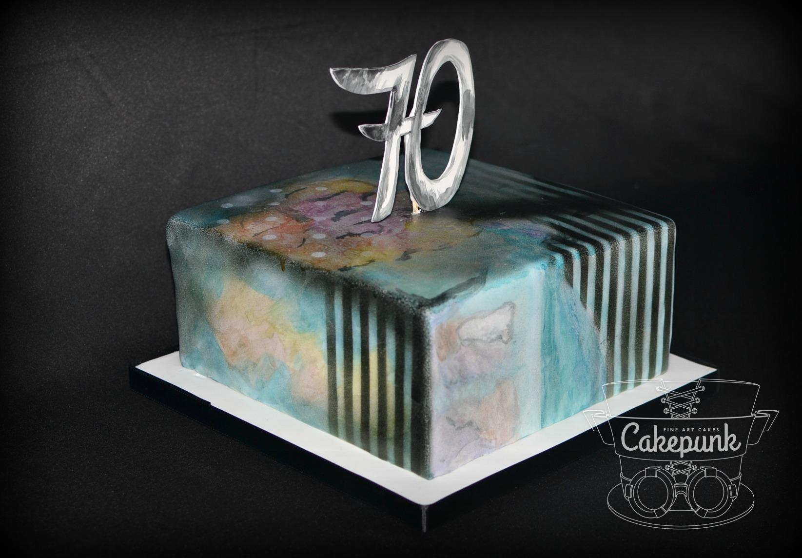 Donna Jean Art Cake