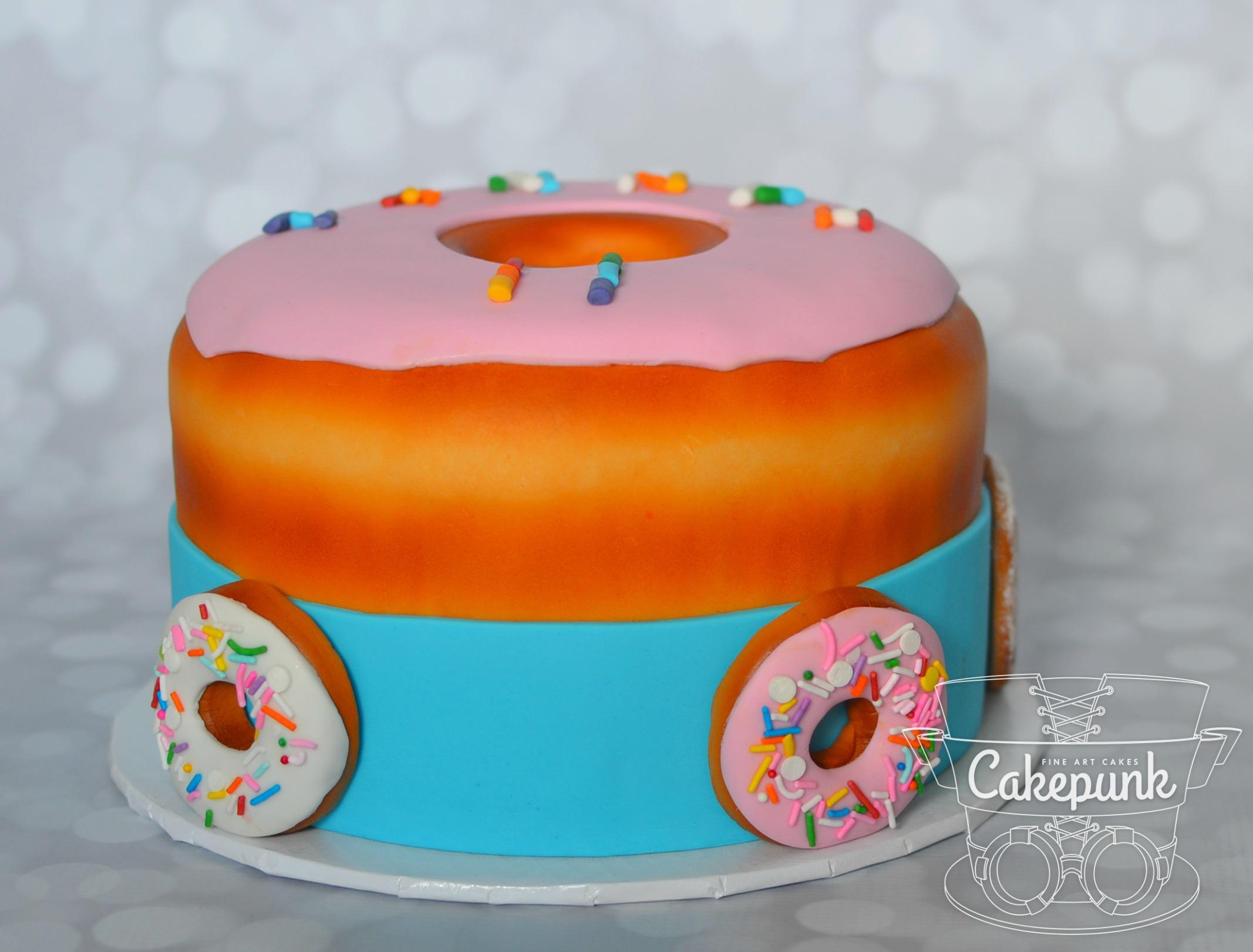 Donut You Know It's My Birthday?
