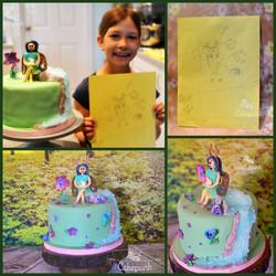 Hannah's Cake Design 2016