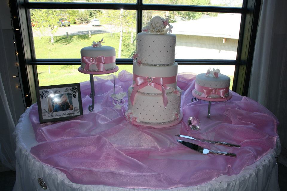 Jenn's Wedding Cakes