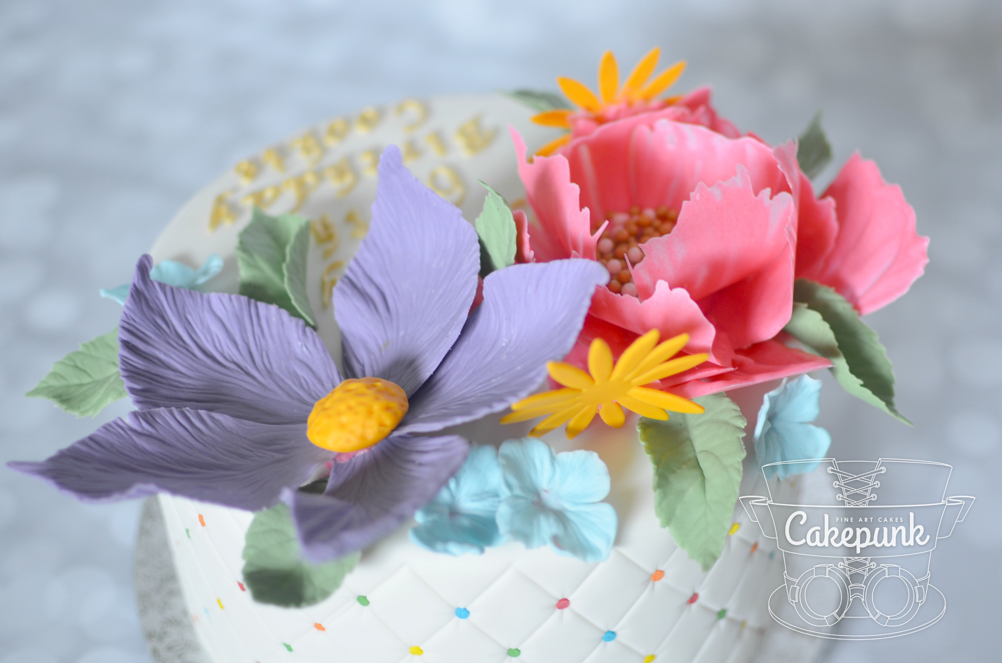 Colourful 60th