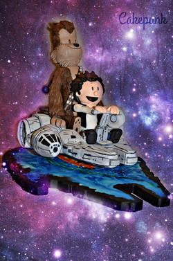 Star Wars Collaboration Piece