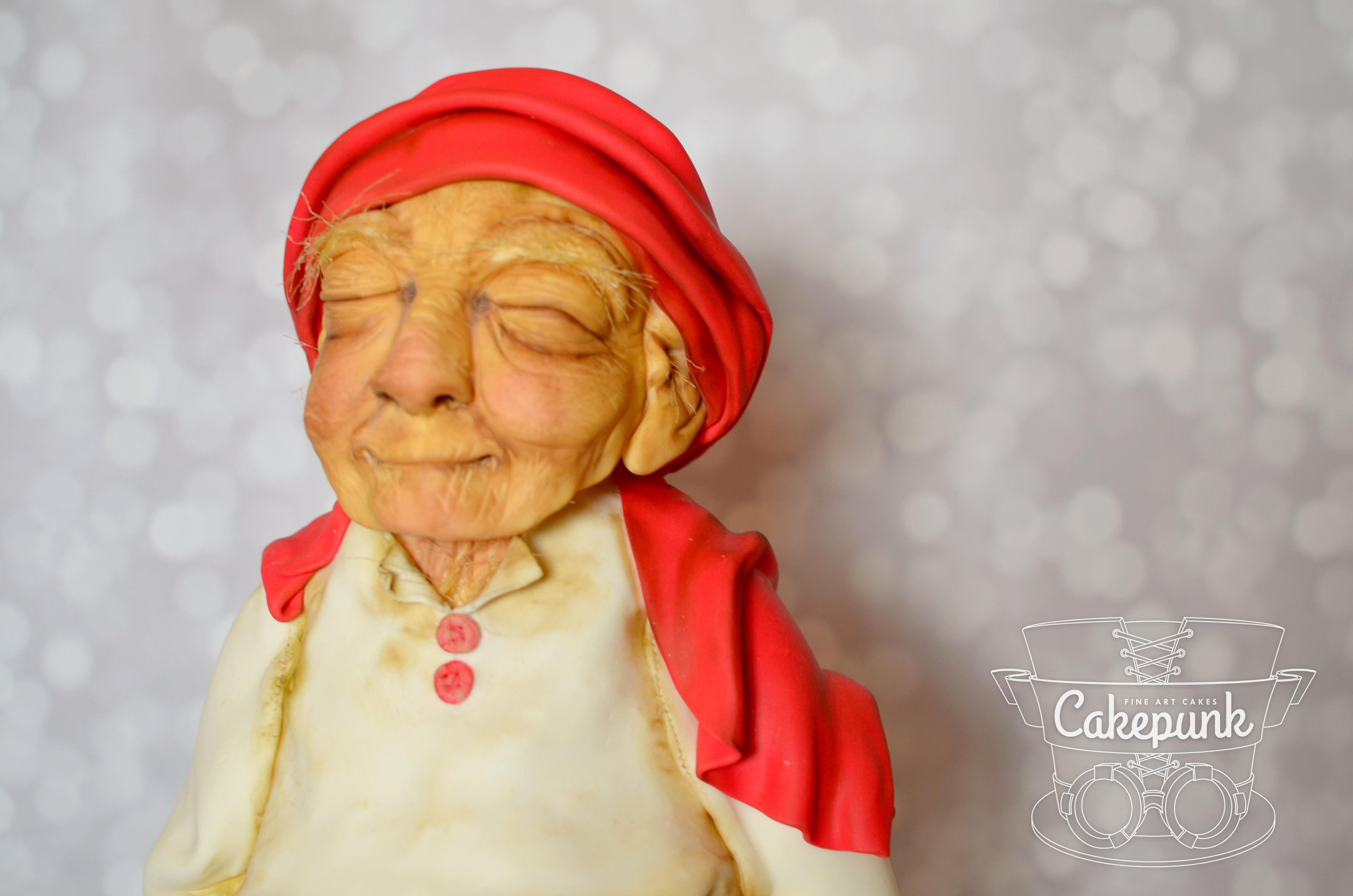 Dot Klerck Class Cake