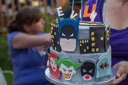 Evan's 4th Birthday Cake
