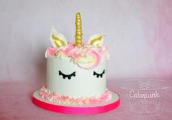 Pretty Pink Unicorn
