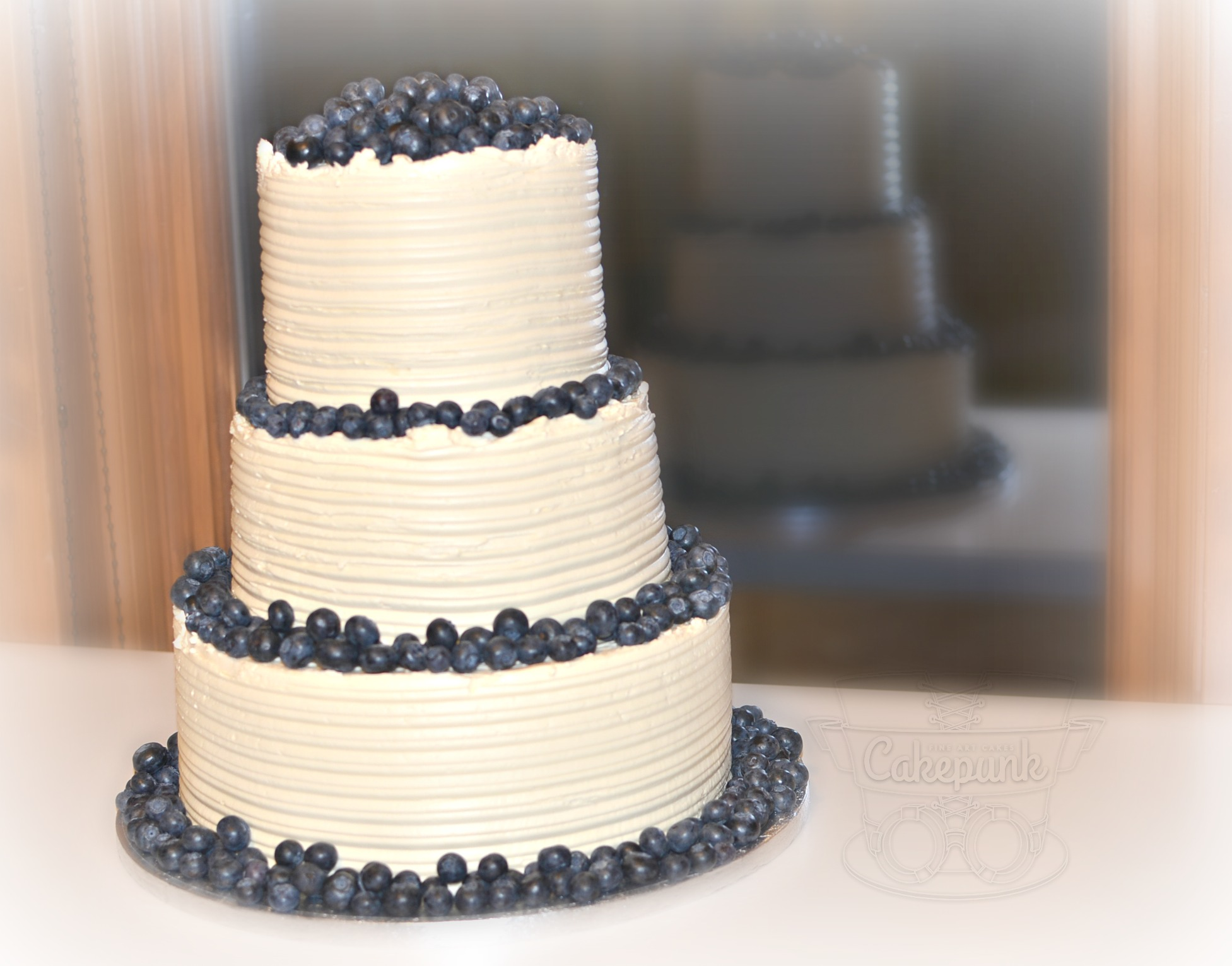 Blueberry Wedding