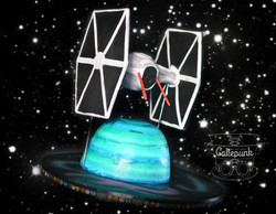 Tie Fighter Take One