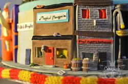 Diagon Alley Closeup