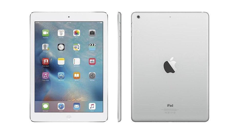 Refurbished Apple iPad Air, 16GB, Silver, WiFi Only, 1 Year Warranty