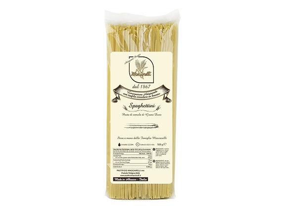 Паста Спагеттини Машиарелли,Spaghettini Masciarelli