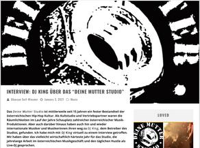 Interview mit dem Delay Magazin