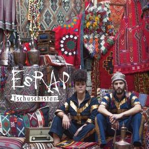 EsRAP – Tschuschistan (Album VÖ)