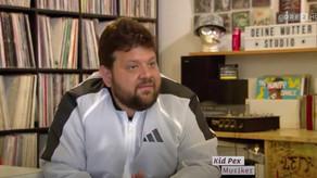 "Kid Pex beim ""Kulturmontag"" auf ORF 2"