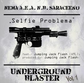Nema – Selfie Problema (feat. Jumping Jack Flash) (Audio)