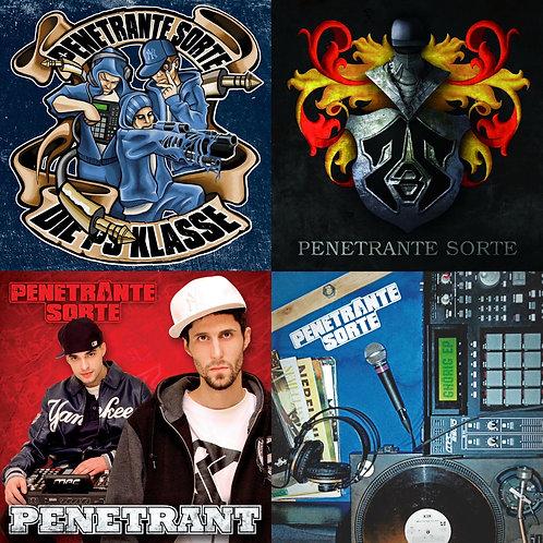 Penetrante Sorte - CD Collection