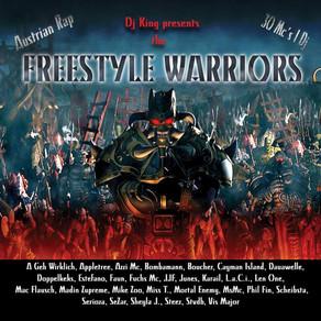 DJ King – Freestyle Warrior Mix CD (2007) – Gratis Download