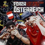 A.geh Wirklich & Kid Pex - Forza Österreich (Single)