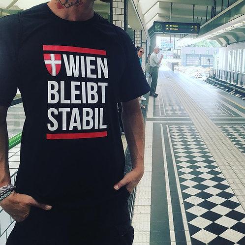 Wien bleibt stabil - T Shirt