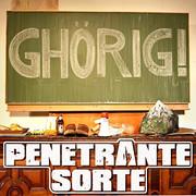 Penetrante Sorte - Ghörig (Single)