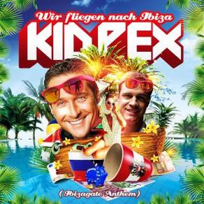 Kid Pex – Wir fliegen nach Ibiza (Single VÖ)