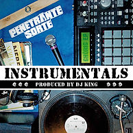 Penetrante Sorte - Ghörig EP-Instrumenta