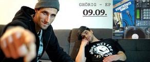 Penetrante Sorte – Ghörig EP –  (kommt am 09.09.16)