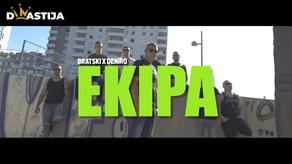 Bratski + Deniro – Ekipa (Video)