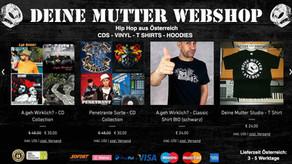 Deine Mutter Webshop - Jetzt online !