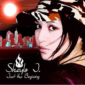 Sheyla J. - Just the beginning - (Album VÖ)
