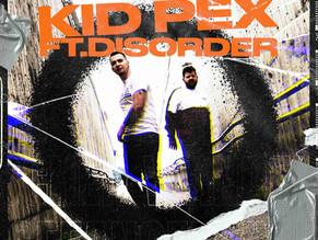 Kid Pex - Gefangen zwischen Wänden (ft. Disorder)