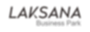 Logo Kawasan Laksana Business Park di Teluk Naga Paku Haji Tanggerang