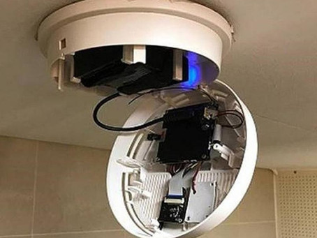 Multiple Spy Cameras Found in Female Toilets