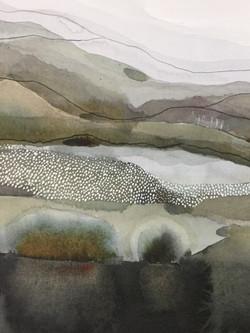 Detail watercolour stefan gevers