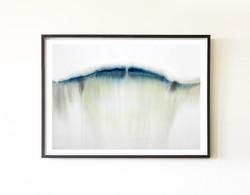 Blue Wave   70x50cm