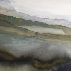 Stefan Gevers watercolour painting