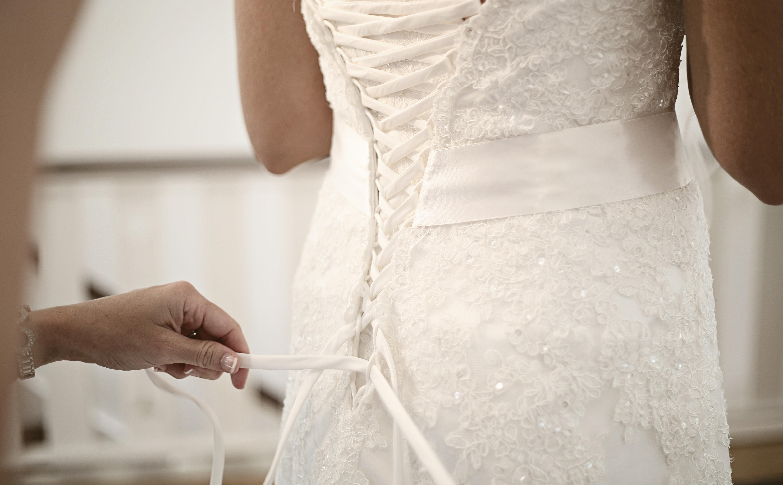 Wedding Dress Alterations I Columbus I By Vesna