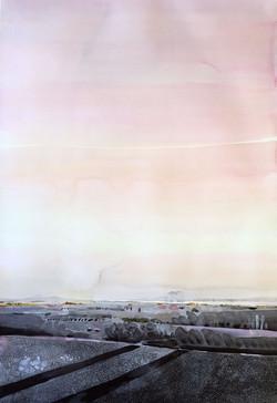 Stefan-gevers_watercolour_pink-landscape