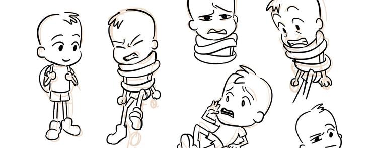 Hero Kid sketches.jpg