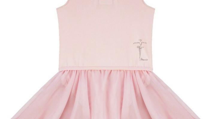baby pink ballet Uniform