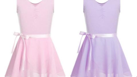 Ballet uniform for children ages 8-10