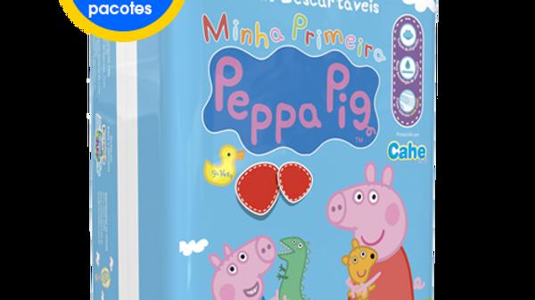12 Pacotes Práticos Peppa Pig