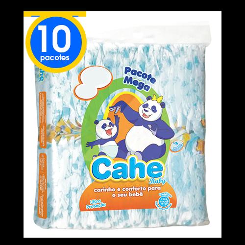 10 pacotes Mega Cahe Baby