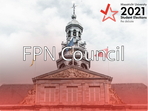 FPN Faculty council elections 2021: All the parties looking for your vote