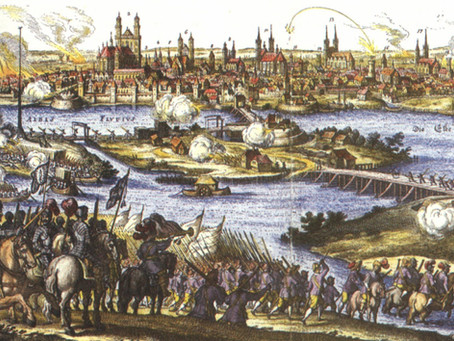 The bloody Wedding of Magdeburg