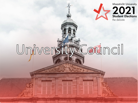 University of Maastricht Student Council Elections