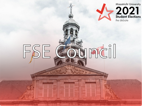 FSE Faculty Council elections 2021