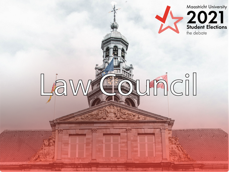 Law Faculty Council elections 2021: all the parties, all the programmes, all the networks