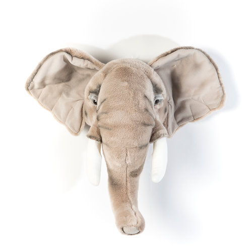 Georges l'éléphant - Trophée en peluche