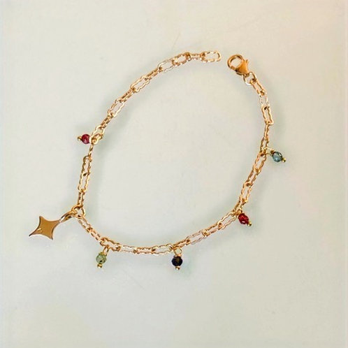Stéphanie Ferretti - Bracelet breloques