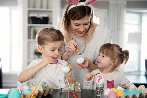 Pâques Famille - à partir de